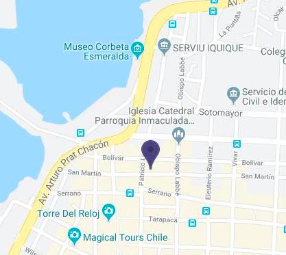Iquique Otec Ingenova Capacitacion Ltda