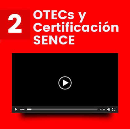 OTECs y Certificación SENCE